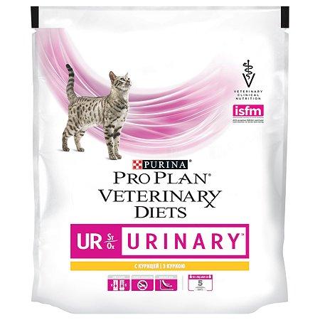 Корм для кошек Purina Pro Plan Veterinary diets UR при МКБ 350г