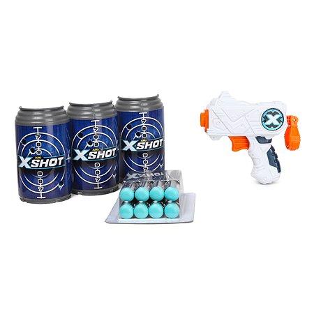 Набор для стрельбы X-SHOT Микро 3614