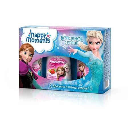 Подарочный набор Happy Moments Маленькая Фея Холодное сердце 240+160+25 мл