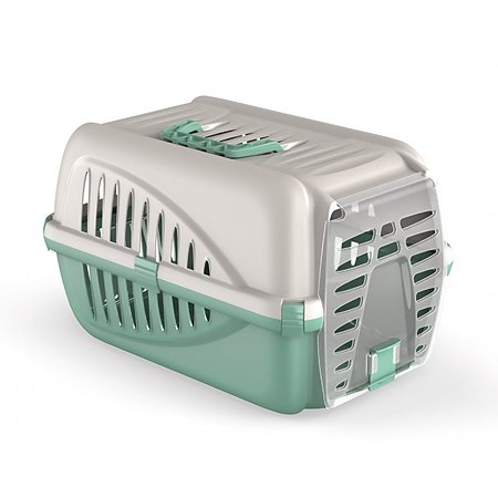 Переноска для животных Lilli Pet Carry on 2 М Зеленый 20-6705