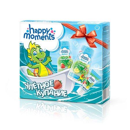 Подарочный набор Happy Moments Дракоша улетное купание 240+240+60 мл