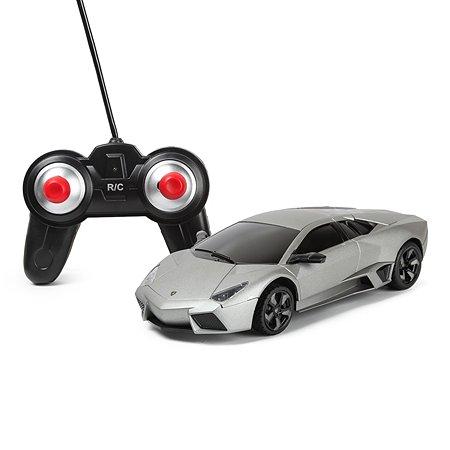 Машинка Mobicaro РУ 1:24 Lamborghini Reventon Серая YS033890-G