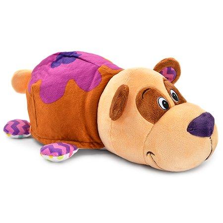Вывернушка 1TOY Ням-Ням Панда-Кошечка с ароматом