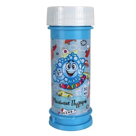Мыльные пузыри 1TOY Мы-шарики 50мл Т15075