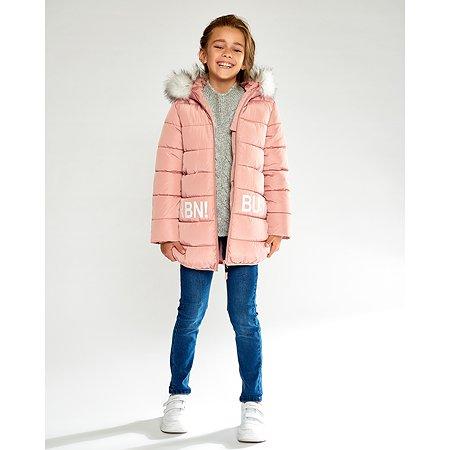 Пальто Futurino Cool бежевое