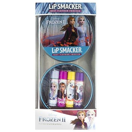 Набор бальзамов для губ Lip Smacker Frozen II 4шт 1481958E