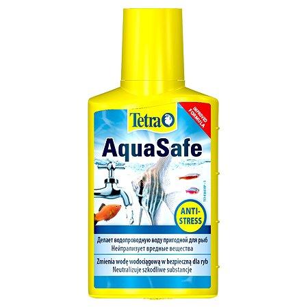 Кондиционер Tetra AquaSafe для подготовки воды аквариума 50 мл