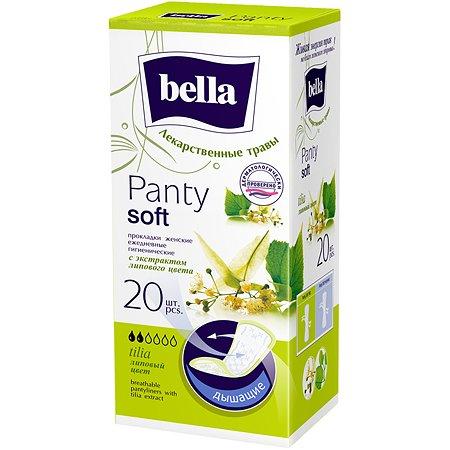 Ежедневные прокладки Bella Panty Tilia 20шт