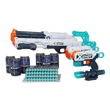 Набор X-SHOT Крупная перестрелка 36251
