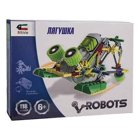 Конструктор Attivio Лягушка-робот