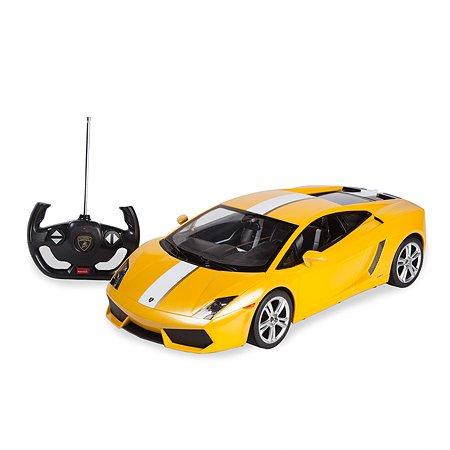 Машинка р/у Rastar Lamborghini LP550-2 1:10 желтая