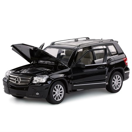 Машинка Rastar Mercedes GLK-CLASS 1:24 чер.