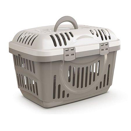 Переноска для животных Lilli Pet Carry on V люкс М Мокко 20-6710