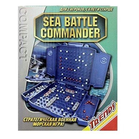 Настольная игра Trends Морской бой