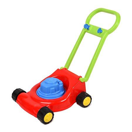 Игрушка Zebratoys Детская газонокосилка