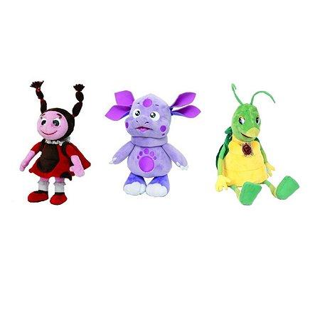 Набор Мульти-Пульти из 3-х игрушек (Лунтик+Кузя+Мила)