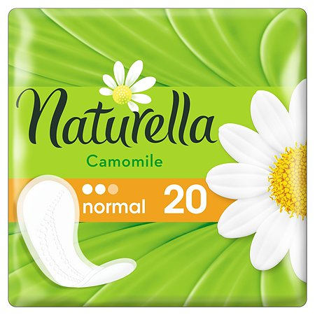 Прокладки NATURELLA Camomile Normal 20шт