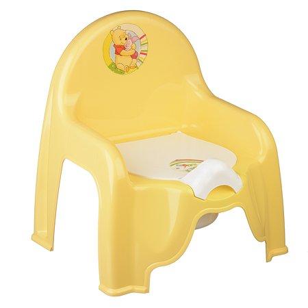 Горшок-стульчик IDEA DISNEY Банановый