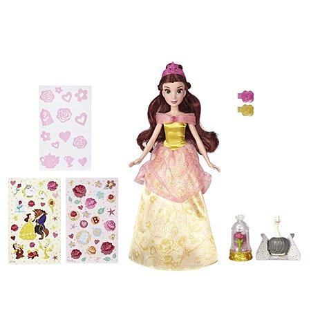 Кукла Disney Princess Hasbro Сверкающая Белль E5599EU4