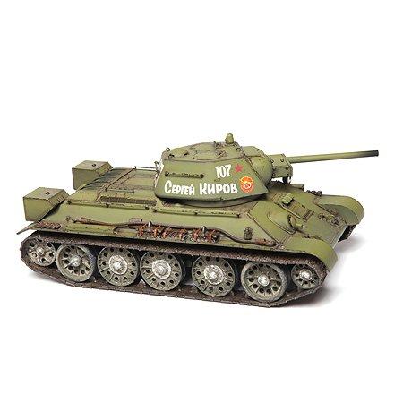 Модель сборная Звезда Танк Т-34/76 1942г 3686