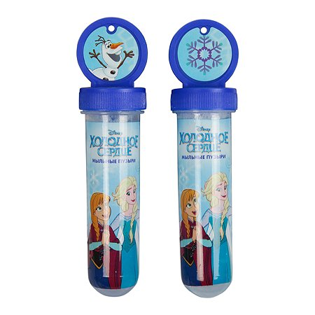 Мыльные пузыри 1TOY Холодное сердце Disney 30мл в ассортименте Т11515