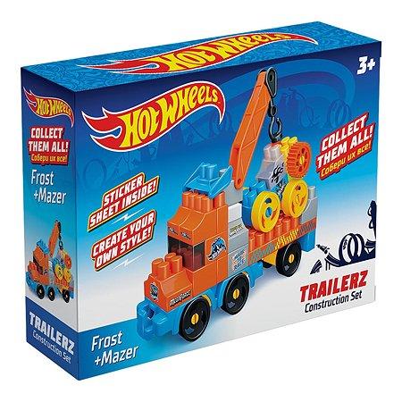 Конструктор Bauer Hot Wheels Trailerz Frost+Mazer 722