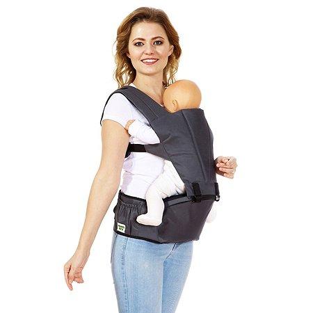 Хипсит-рюкзак Mum's Era Combi Антрацит