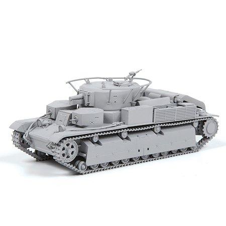 Модель сборная Звезда Танк Т-28 5064