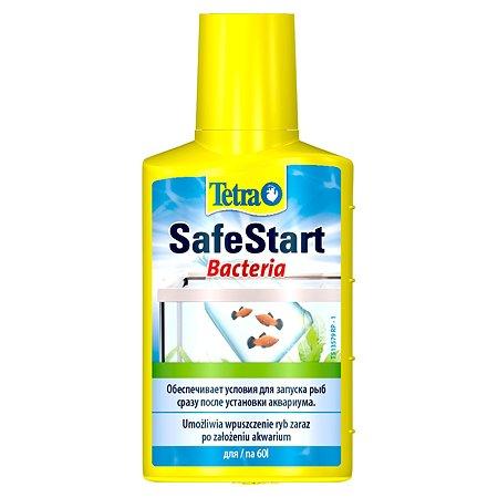 Бактериальная культура для аквариума Tetra Safe Start Запуск 50 мл