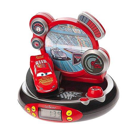 Часы-будильник-проектор Lexibook Disney Cars RP500DC