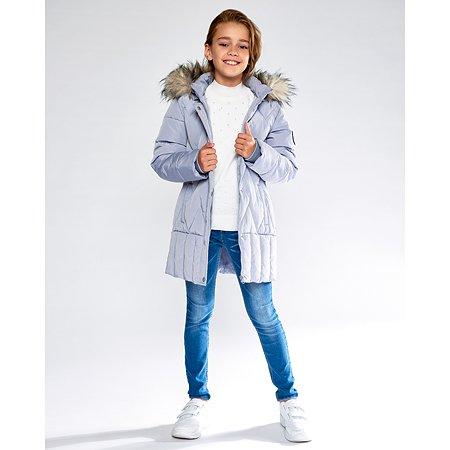 Пальто Futurino Cool серое