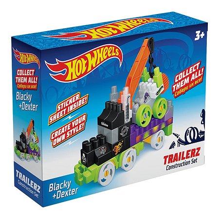 Конструктор Bauer Hot Wheels Trailerz Blacky+Dexter 723
