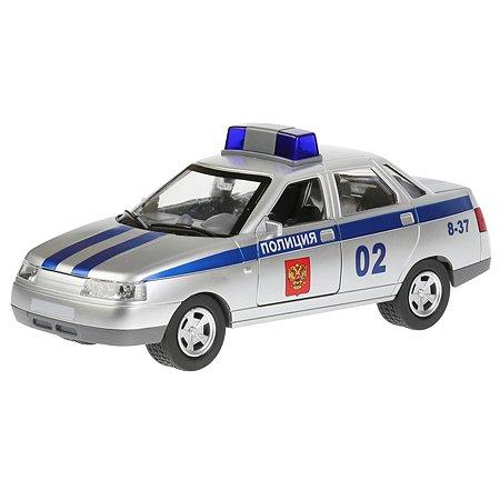 Машина Технопарк Lada 110 инерционная 179342