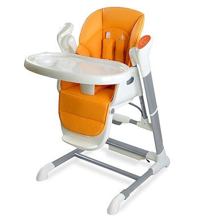 Стульчик-электрокачели Nuovita Unico Arancione Оранжевый