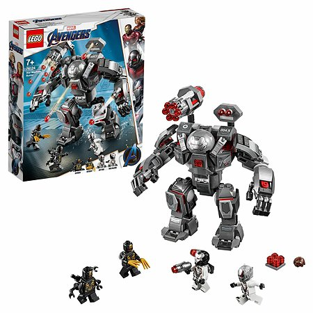Конструктор LEGO Marvel Super Heroes Воитель 76124