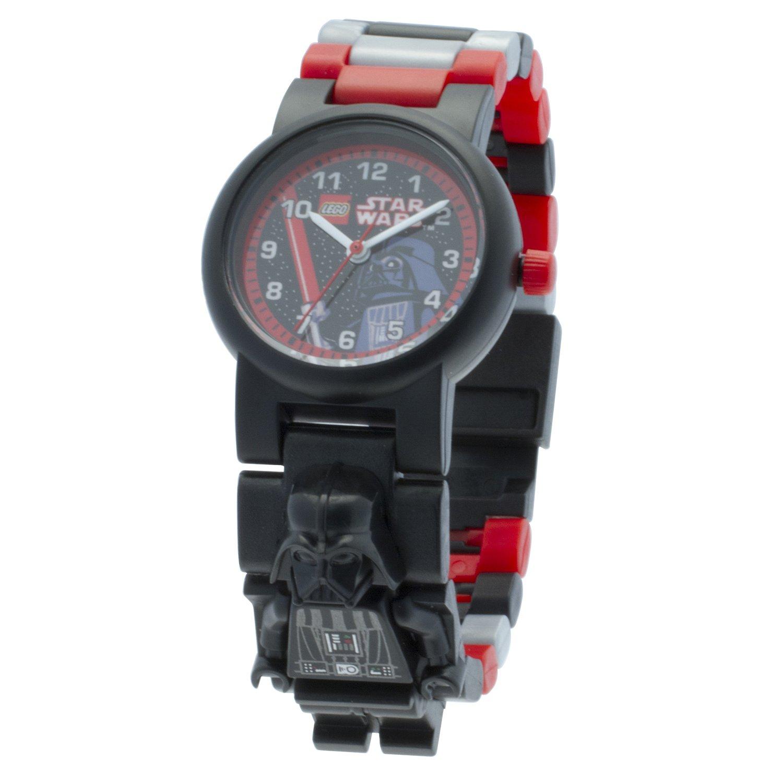 371e3f8b Часы аналоговые LEGO Darth Vader 8021018 - купить в интернет ...