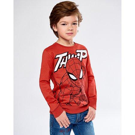 Толстовка Spider-man красная