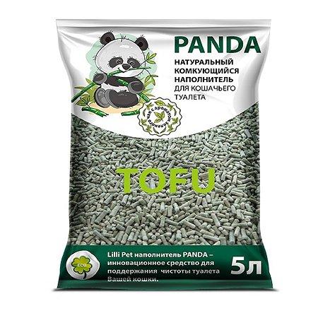 Наполнитель для кошек Lilli Pet c ароматом зеленого чая 5л 20-5561