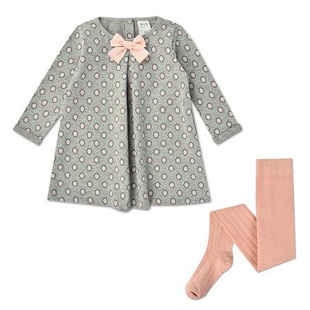 Комплект BabyGo платье + колготки