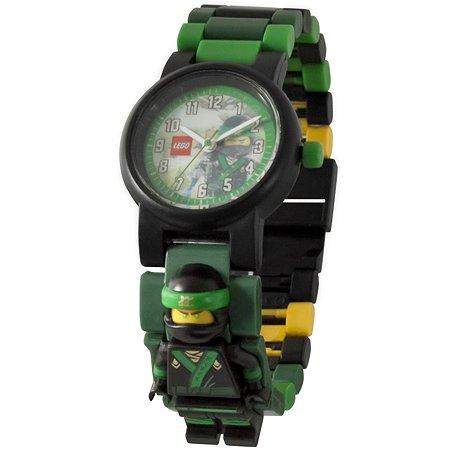 Часы аналоговые LEGO Ninjago Lloyd 8021100