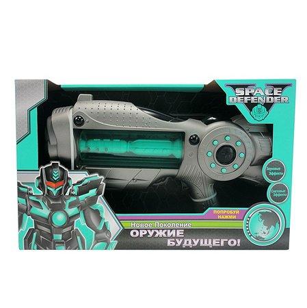 Космический пистолет Space Defender 36 см (музыка,свет)