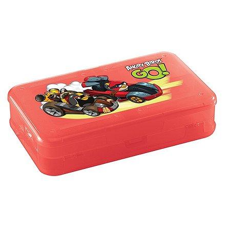 Коробка для мелочей Пластишка с декором Angry Birds в ассортименте