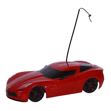 Машина радиоуправляемая Jada Corvette StingRay Concept Ford 1:16
