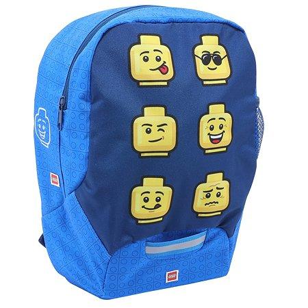 Рюкзак LEGO Faces Blue 10030-2006