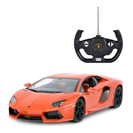 Машинка р/у Rastar Lamborghini LP700 1:10 оранжевая