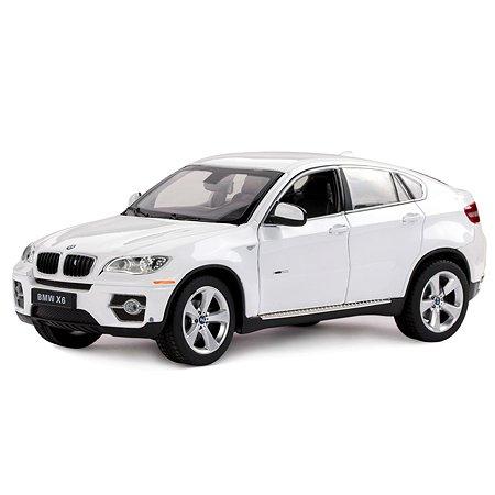 Машинка Rastar BMW X6 1:24 бел.