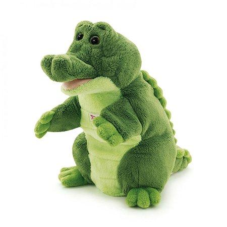 Игрушка на руку Trudi Крокодил 25см