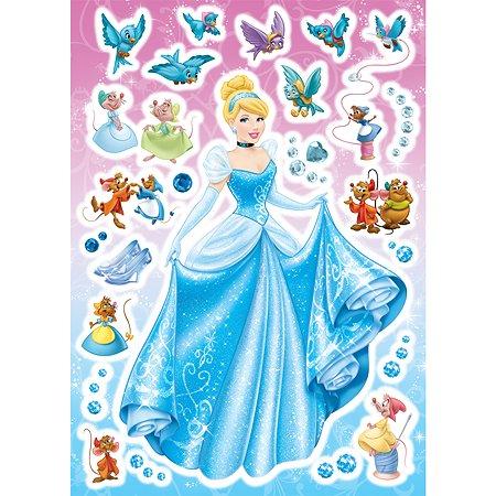Интерьерный стикер Decoretto Disney Золушка