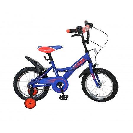 """Велосипед Navigator Basic COOL 14"""" сине-красный"""