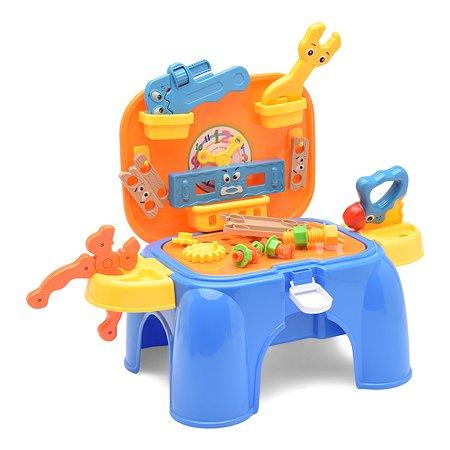 Набор Devik Toys Юный Мастер (с тематическими предметами)